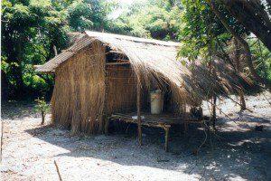 Aeta-Hütte